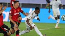 Liga : le Real Madrid dispose de Majorque et poursuit son mano à mano avec le Barça