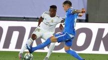 Le PSG insiste pour Vinicius Junior