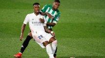 Liga : le Real Madrid cale face au Betis et lâche du lest dans la course au titre