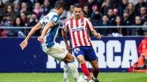 Vitolo prolonge à l'Atlético de Madrid