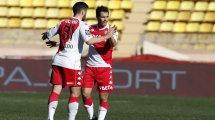 Monaco : Kevin Volland et Wissam Ben Yedder incertains ?