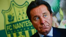 Nantes ne lâche rien pour Doumbia