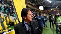 Nantes cible un attaquant de Flamengo