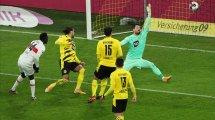 BL : Dortmund prend l'eau contre Stuttgart, le RB Leipzig provisoirement en tête