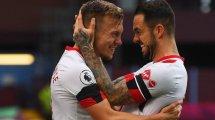 PL : Southampton résiste au retour d'Aston Villa dans un match fou !