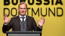 Borussia Dortmund : Hans-Joachim Watzke fait le point sur Jadon Sancho et Erling Braut Håland