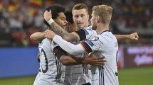 Éliminatoires CdM 2022 : les Allemands ont eu très peur en rentrant d'Islande