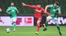 Bundesliga : le Werder arrache le nul contre Cologne
