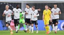 Ligue des Nations : l'Allemagne ne tremble pas face à l'Ukraine, l'Espagne arrache le nul en Suisse