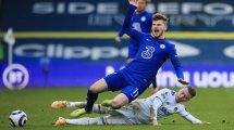 Chelsea : Van der Vaart dézingue Timo Werner