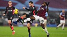 Premier League : Liverpool confirme à West Ham et se replace