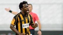 Wilfried Bony : «j'ai très envie de jouer, je suis impatient»