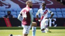 Crystal Palace : Wilfried Zaha a peur d'aller sur les réseaux sociaux à cause des injures racistes