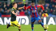 Crystal Palace : Wilfried Zaha affole quatre écuries européennes