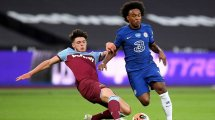 Chelsea : Willian a reçu 5 offres