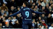 La Real Sociedad discute avec Besiktas pour Willian José