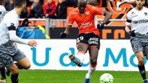 Yoane Wissa prolonge jusqu'en 2024 à Lorient