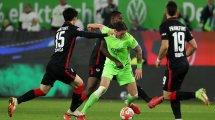 Bundesliga : l'Eintracht Francfort tient tête à Wolfsbourg