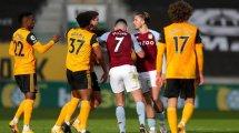 PL : les Wolves battus sur le gong par Aston Villa