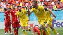 Euro 2020 : l'Ukraine renoue avec la victoire et enfonce la Macédoine du Nord