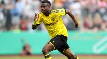 Youssoufa Moukoko devient le plus jeune joueur à disputer une rencontre de Ligue des Champions