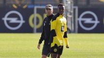 Le Borussia Dortmund calme le jeu autour de Youssoufa Moukoko
