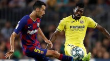 Villarreal : Zambo Anguissa balaye la rumeur Real Madrid