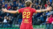 L'offensive de la Juve pour convaincre l'AS Roma de lâcher Nicolo Zaniolo