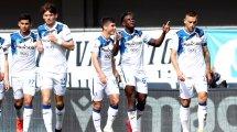 Serie A : l'Atalanta s'impose au Hellas Vérone