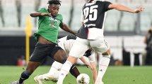 Duvan Zapata nouvelle priorité de la Juve