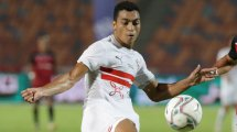Le Zamalek en passe d'accepter l'offre de Saint-Étienne pour Mostafa Mohamed
