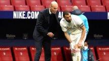 Zinedine Zidane dévoile son favori pour le Ballon d'Or