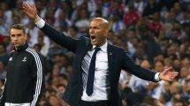 Real Madrid : Zinedine Zidane réagit à la polémique Jovic