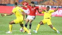 Eliminatoires CAN 2021 : l'Egypte dispose du Togo, match nul entre la RD Congo et l'Angola