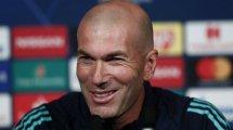 Real : Zinedine Zidane ne se fait aucun souci quant à l'avenir de Sergio Ramos