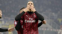 AC Milan : Zlatan Ibrahimovic de retour contre la Lazio Rome ?