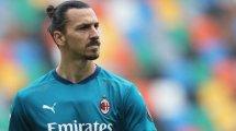 Serie A : Zlatan Ibrahimovic fait encore gagner l'AC Milan face à l'Udinese