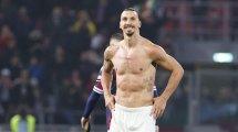 AC Milan : la drôle de soirée de Zlatan Ibrahimovic