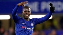 Chelsea : Kurt Zouma heureux de pouvoir apprendre de Thiago Silva