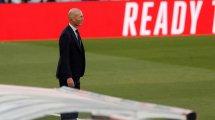 Real Madrid : Zinedine Zidane est agacé par ses joueurs