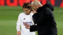 Ramos, Modric, Vazquez, Jovic, Marcelo : Zinedine Zidane évoque les dossiers chauds du mercato du Real Madrid