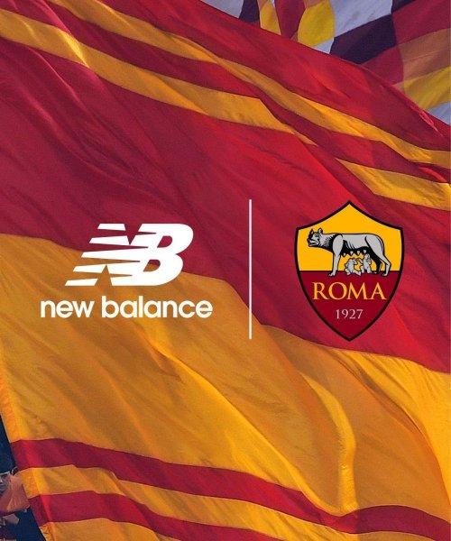 New Balance équipera l'AS Rome à partir de la saison 2021-2022