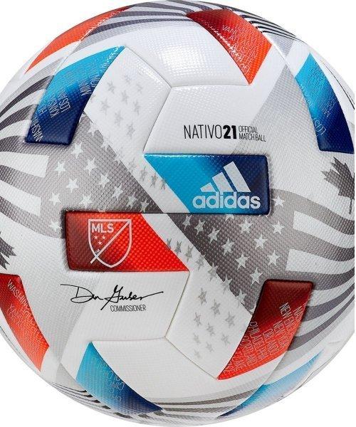 Le adidas Nativo 21 avec le nom des villes présentes en MLS !