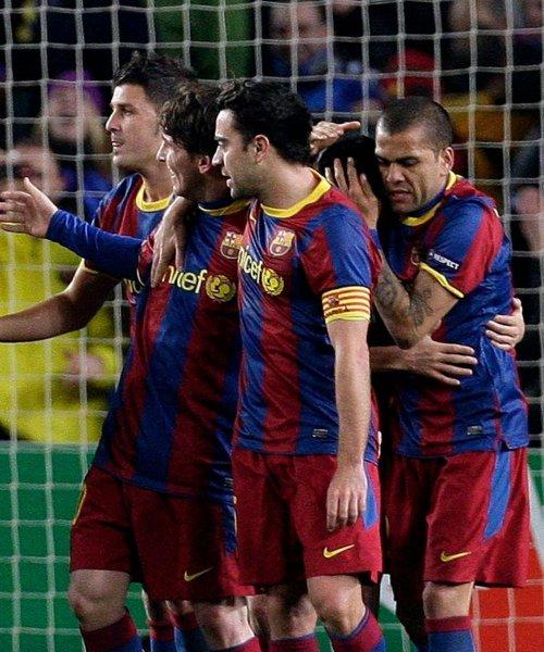 FC Barcelone 2010-2011