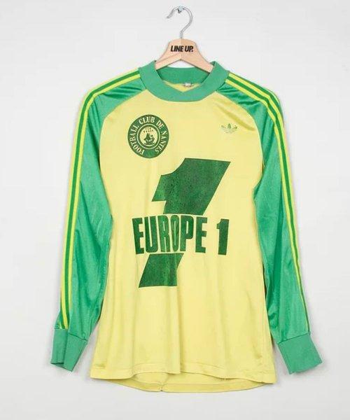 Une collaboration FC Nantes X LineUp