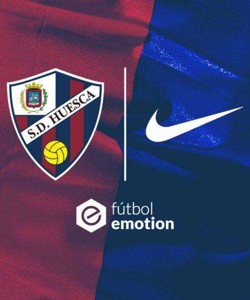 Huesca signe un nouveau contrat avec Nike !