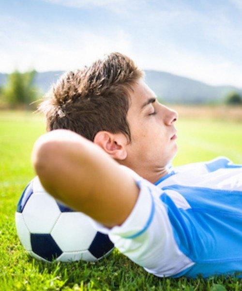L'importance du sommeil dans le football