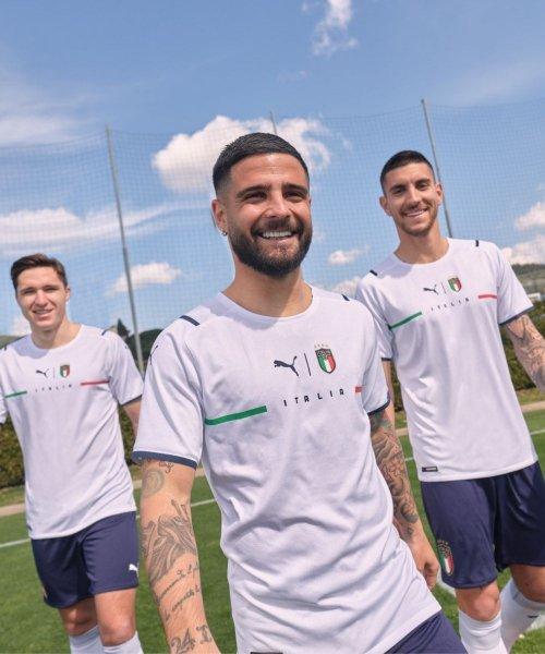 Le nouveau maillot de l'Italie pour l'Euro 2020