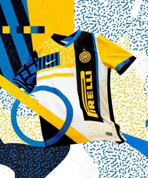 Le 4ème maillot de l'Inter Milan