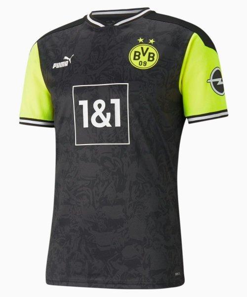 Le maillot du BVB inspiré des années 90'
